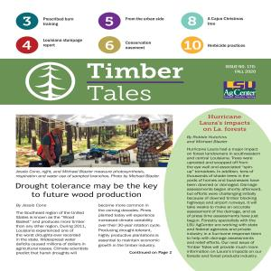 Timber Tales: Issue No. 170, Fall 2020
