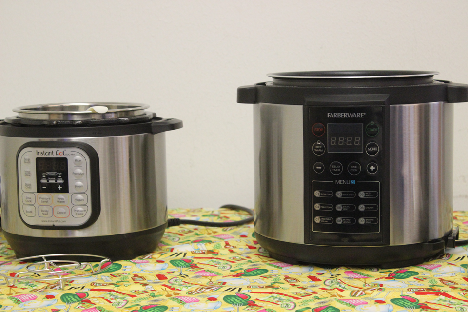 Types of Electric Cookers