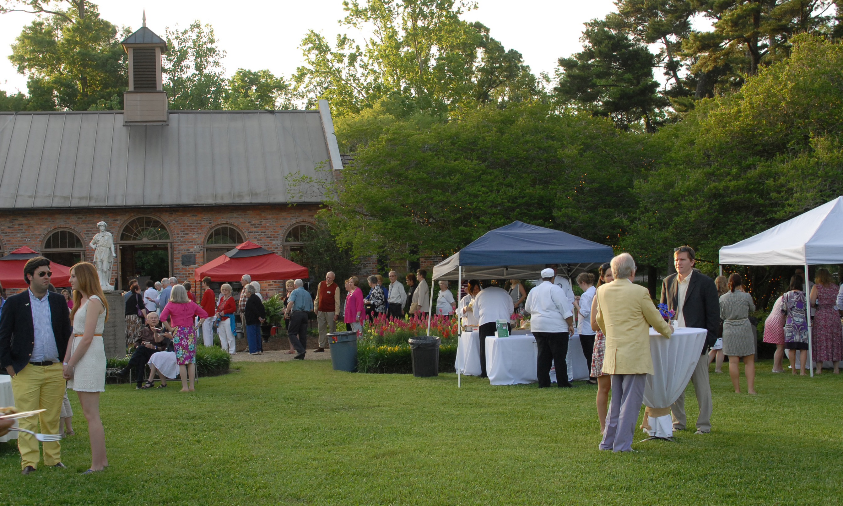 Gourmet in the Garden scheduled for April 22 at AgCenter Botanic Gardens at Burden
