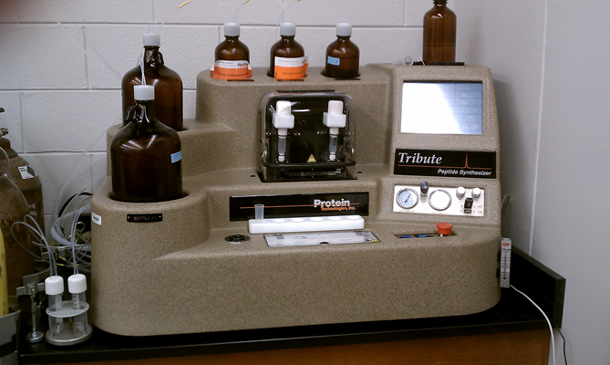 Protein Technologies Tribute Peptide Synthesizer