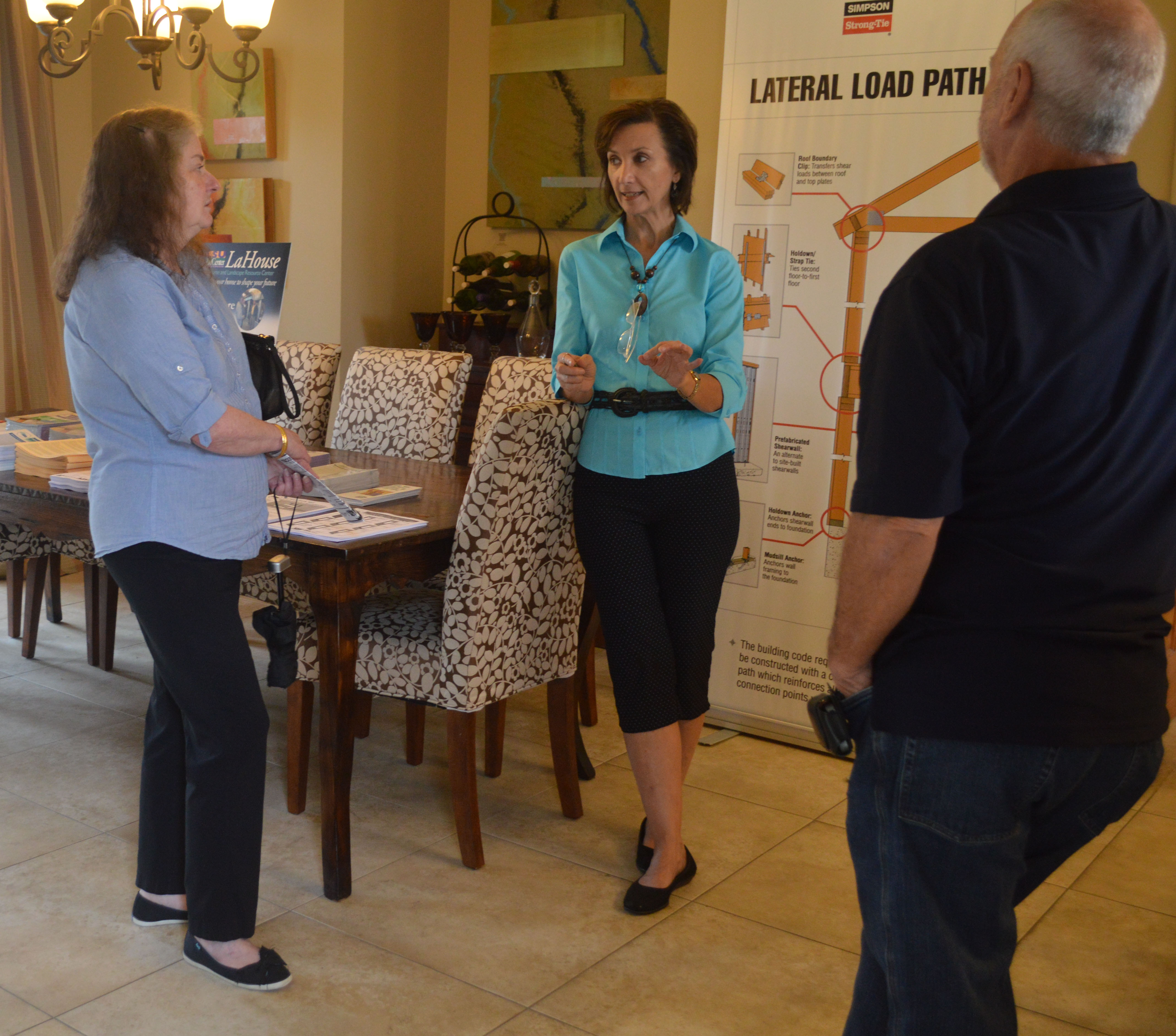 LaHouse displays lessons learned from hurricanes Katrina, Rita