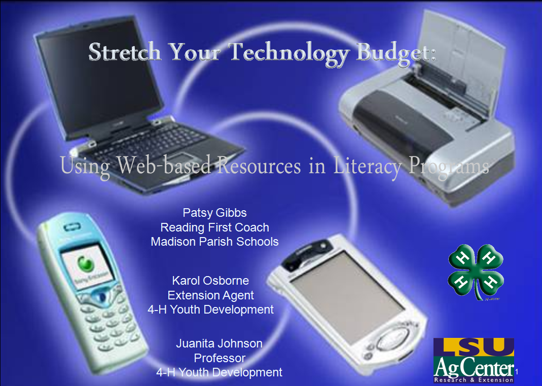 Stretch your technology budget