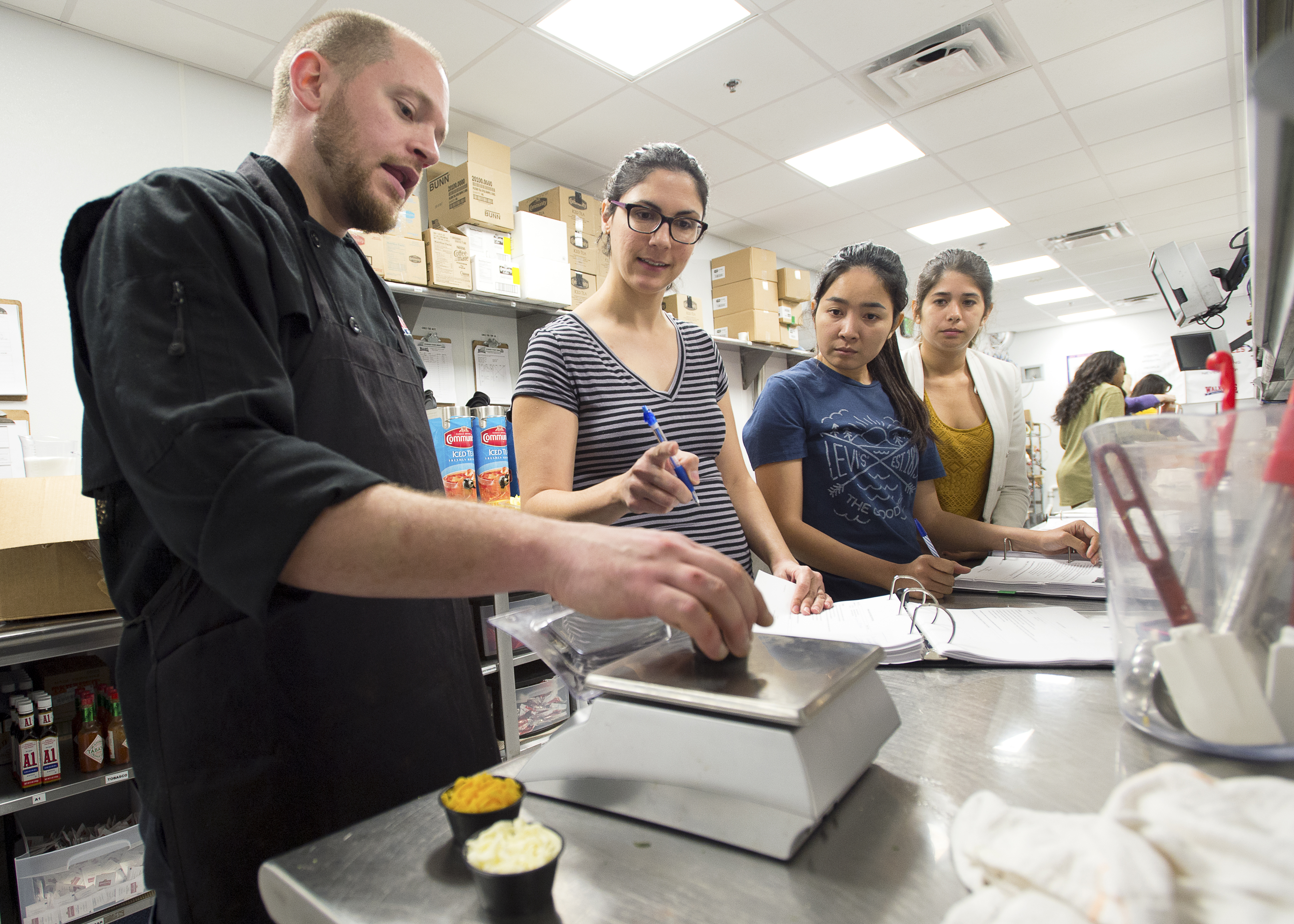 Walk-On's enlists help of LSU AgCenter Food Incubator for nutrition analyses