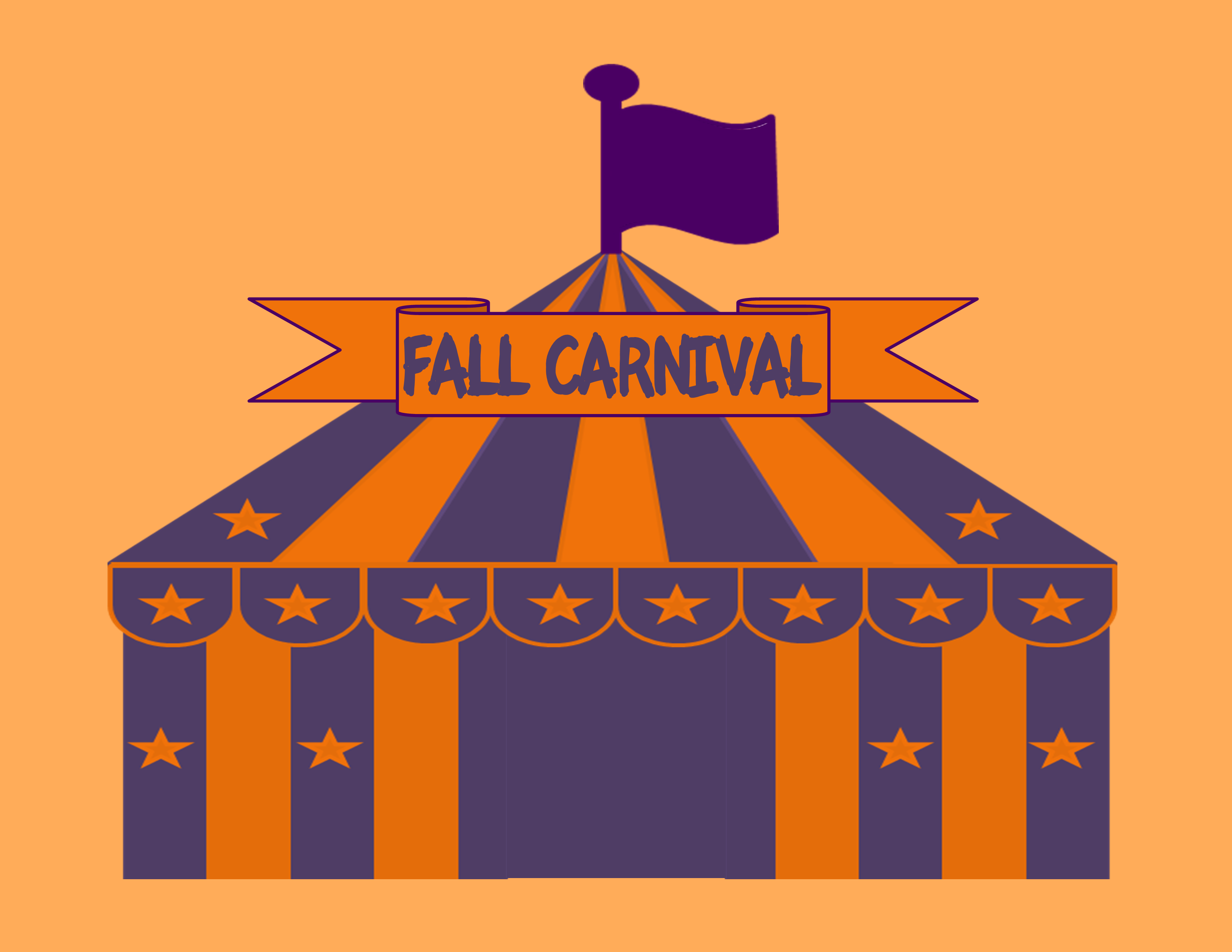 Fall Carnival illustration