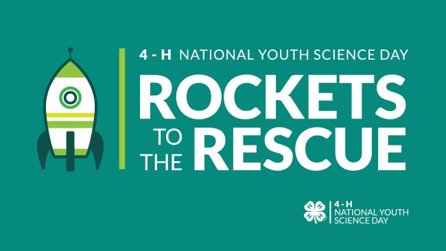 How to Participate in National Youth Science Day: Rockets to the Rescue