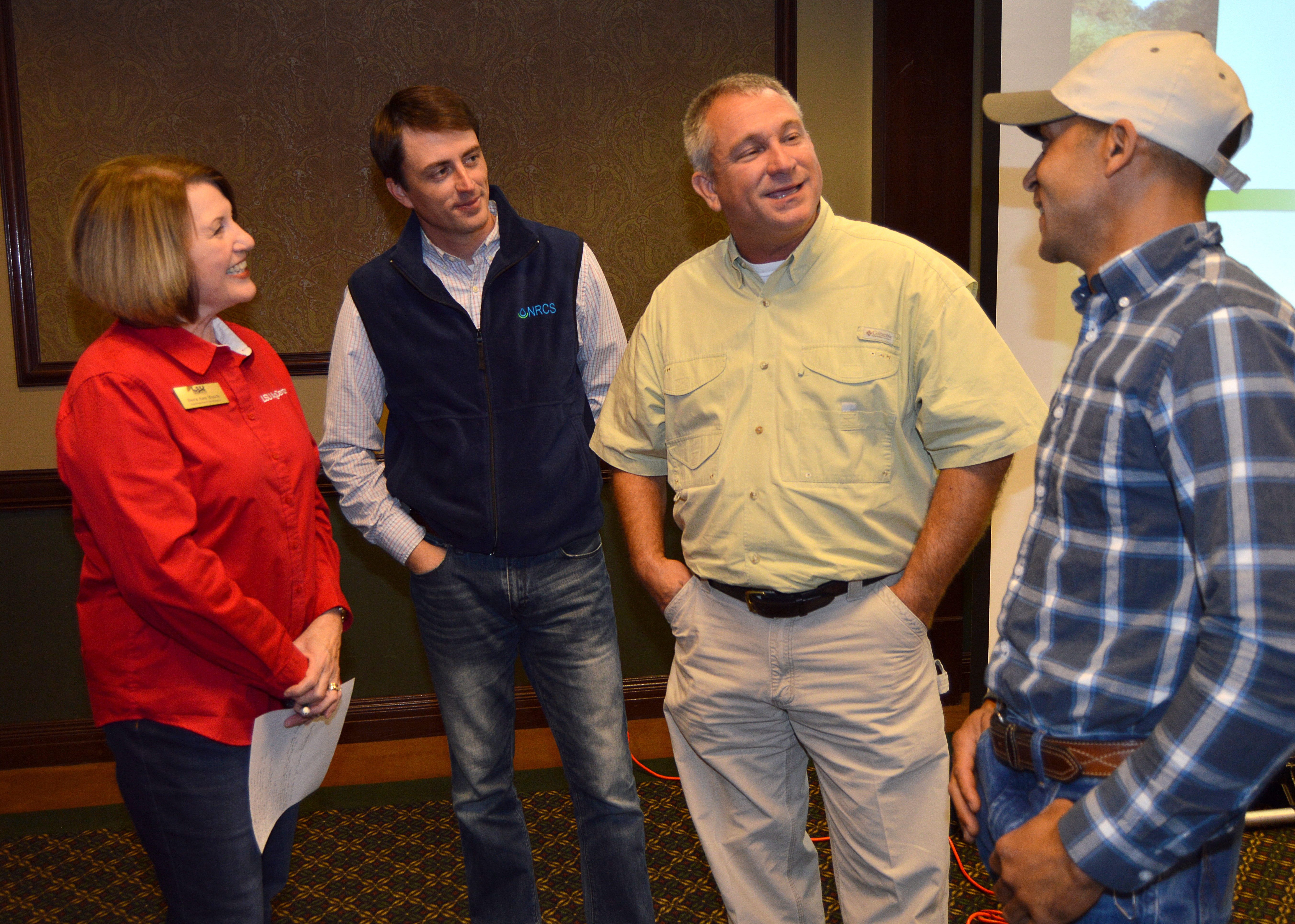 Northeast Louisiana landowners hear about conservation programs