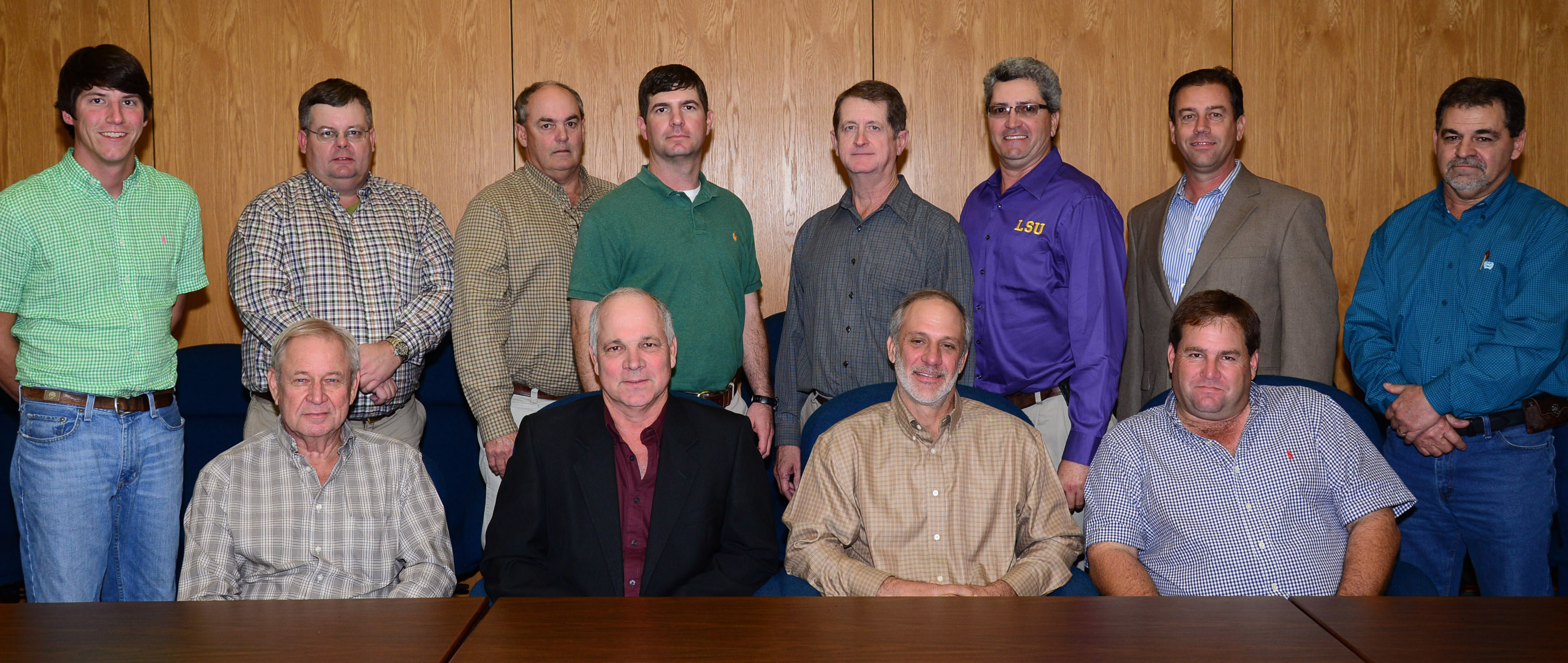 Soybean and grain board awards AgCenter $1,873,000 for 2015 study projects