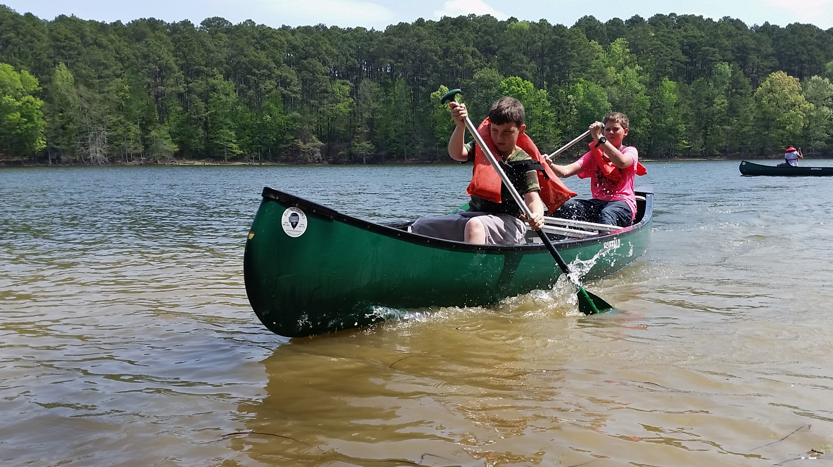 Youth learn outdoor skills at 4-H Survivor Camp
