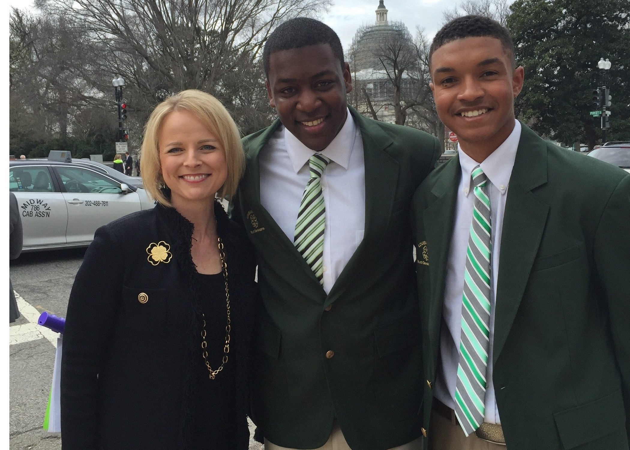 National Ag Day brings students to nation's capital