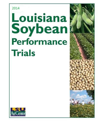 2014 Soybean Variety Trials