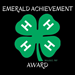 Emerald Achievement Award