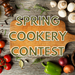 Spring Cookery Contest