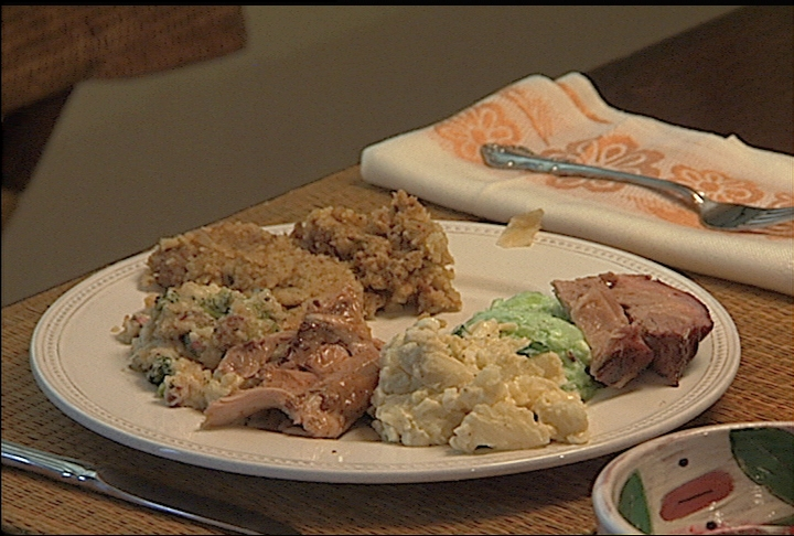 Keep portions 'smart' during holidays