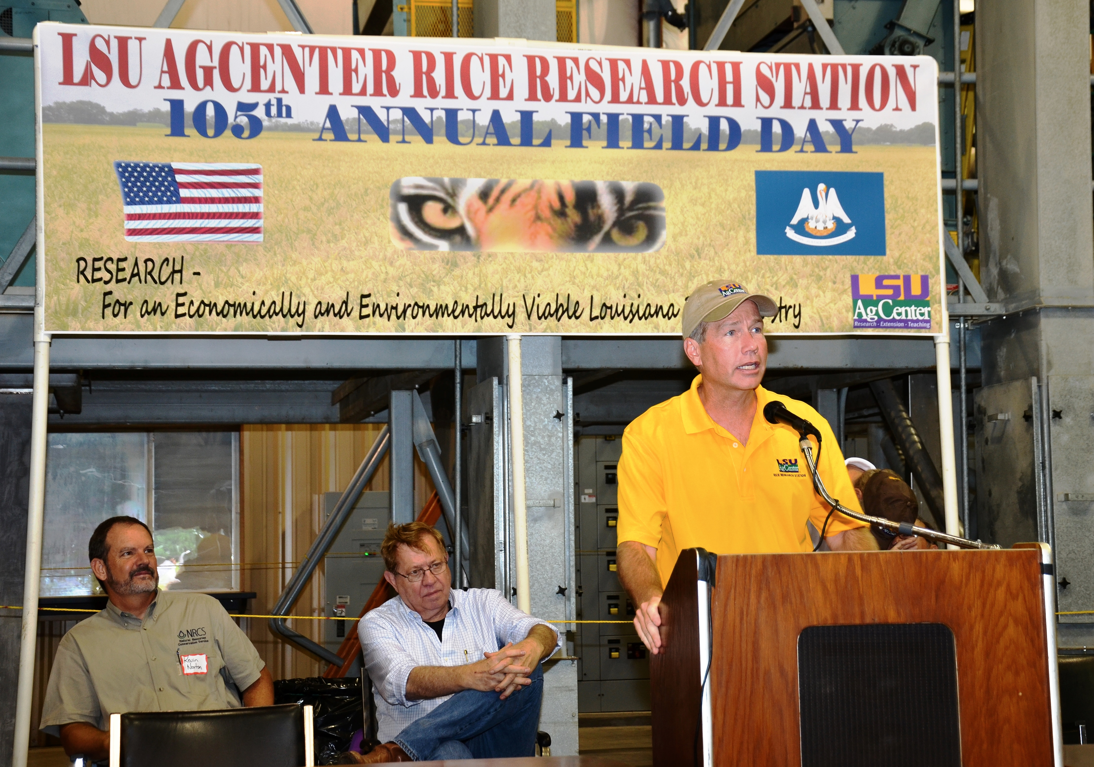 Highlights of the 2014 Rice Research Station Field Day - Part I