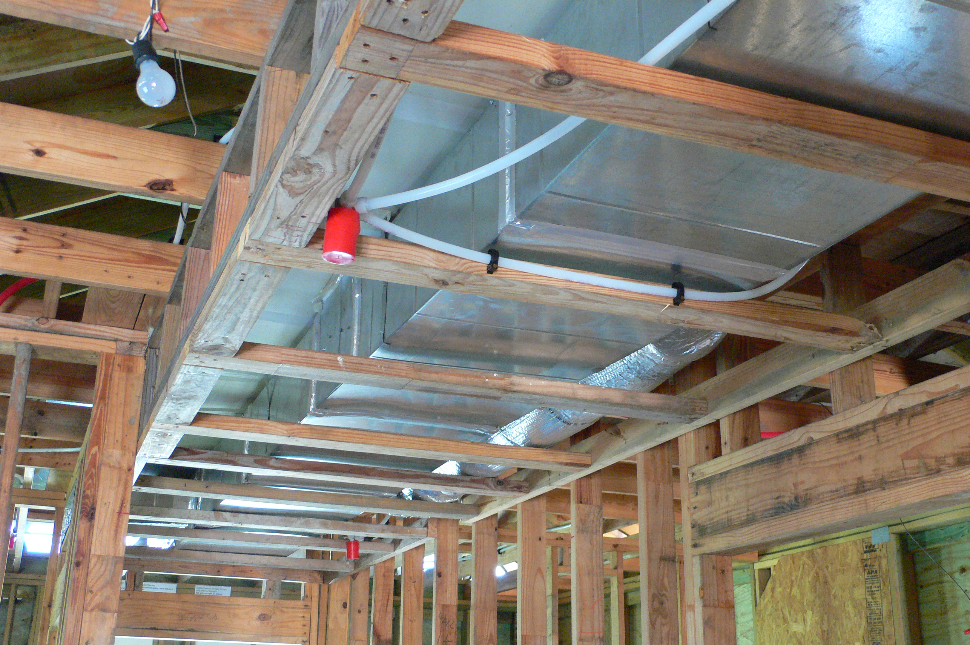 Hvac Ducts Within Conditioned Space