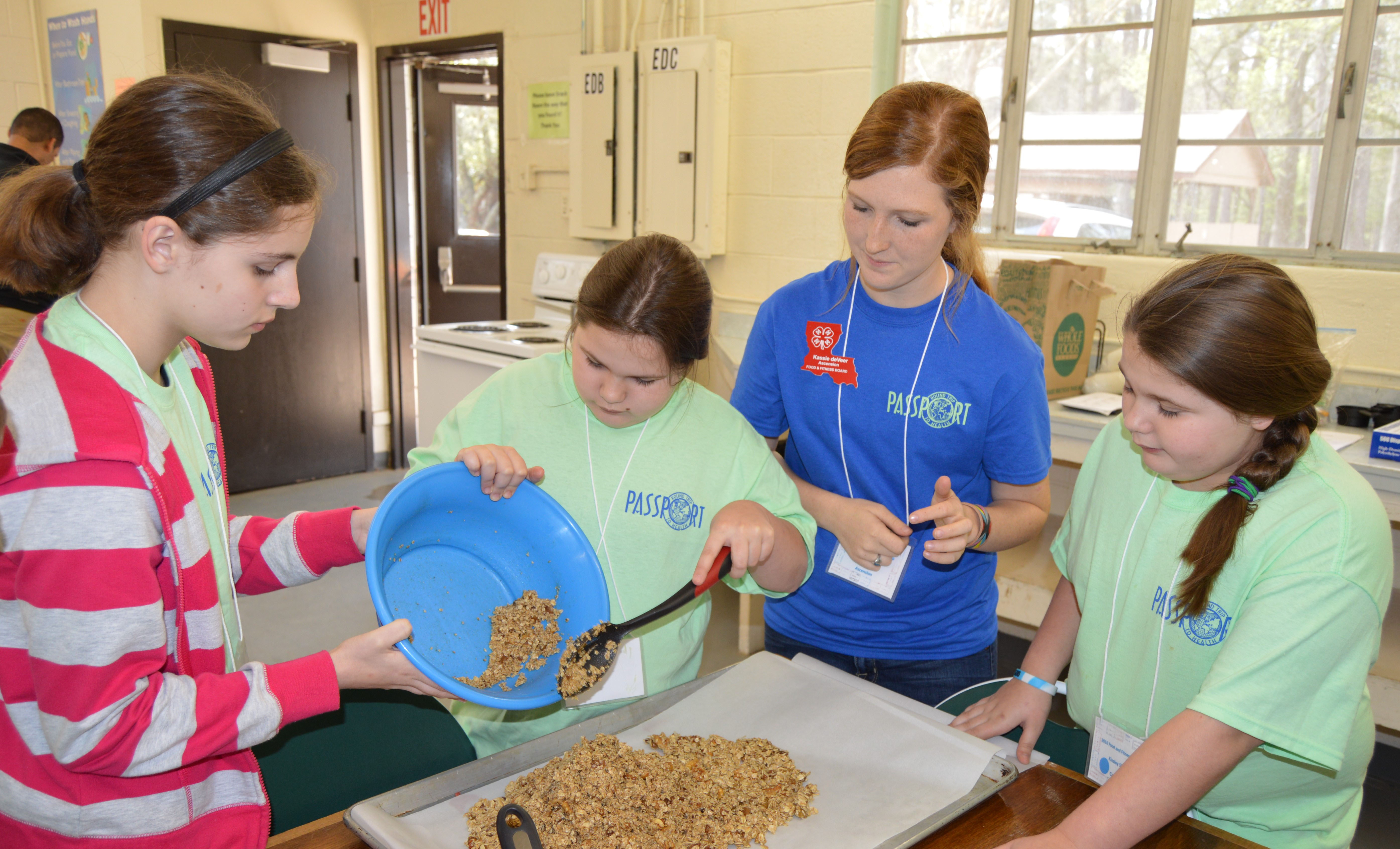 4-H Food and Fitness Camp features family fun, healthy eating