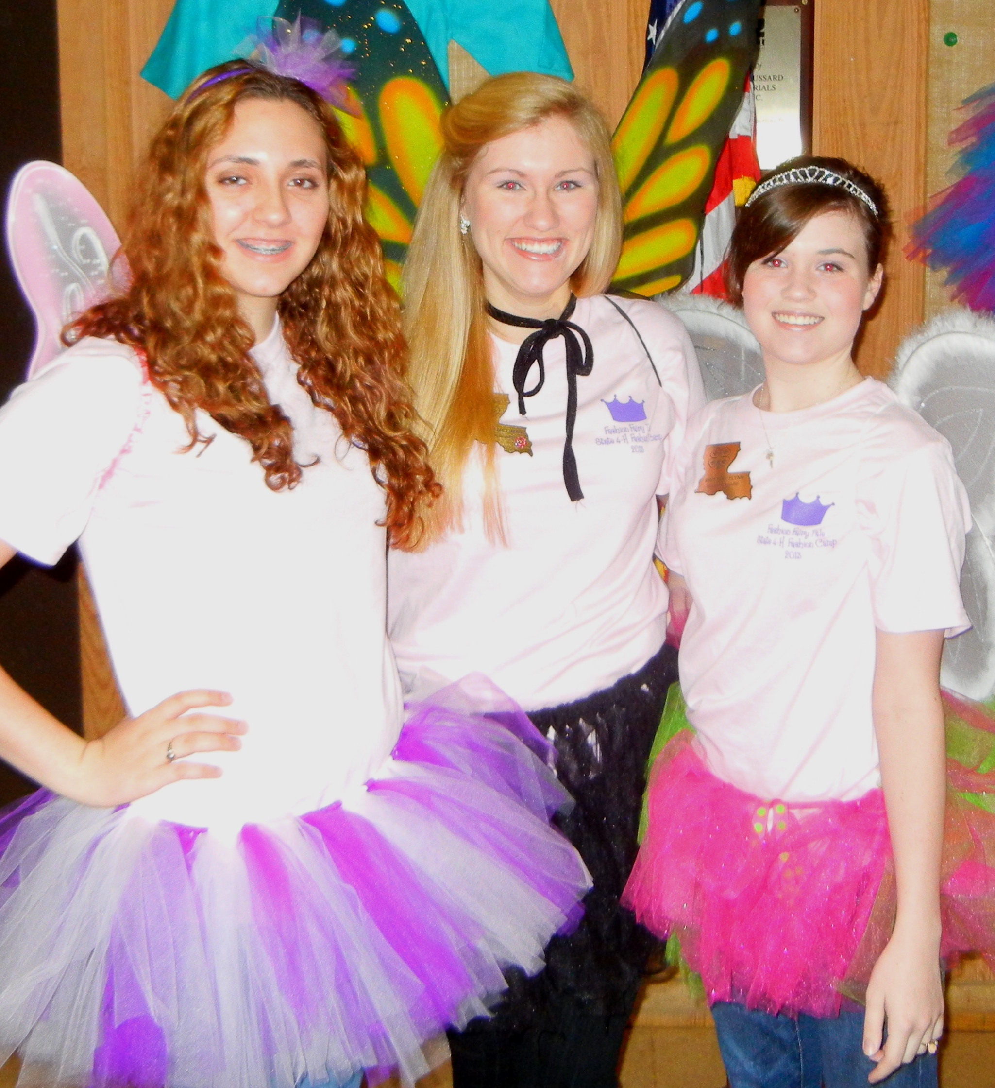 2013 4-H Fashion Fairy Tale Camp