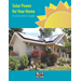 Solar Power for Your Home:  A Consumers Guide