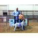 Despite epic cold weather St. James 4-H rules at Southeast District Livestock Show!