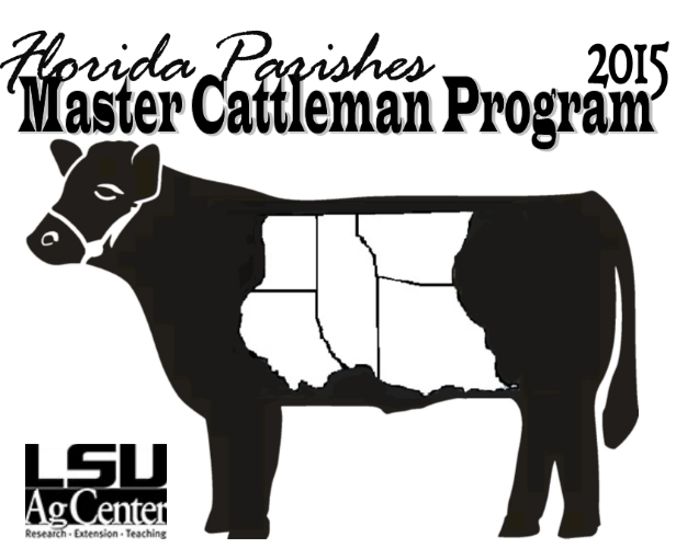 2015 Florida Parishes Master Cattleman Program