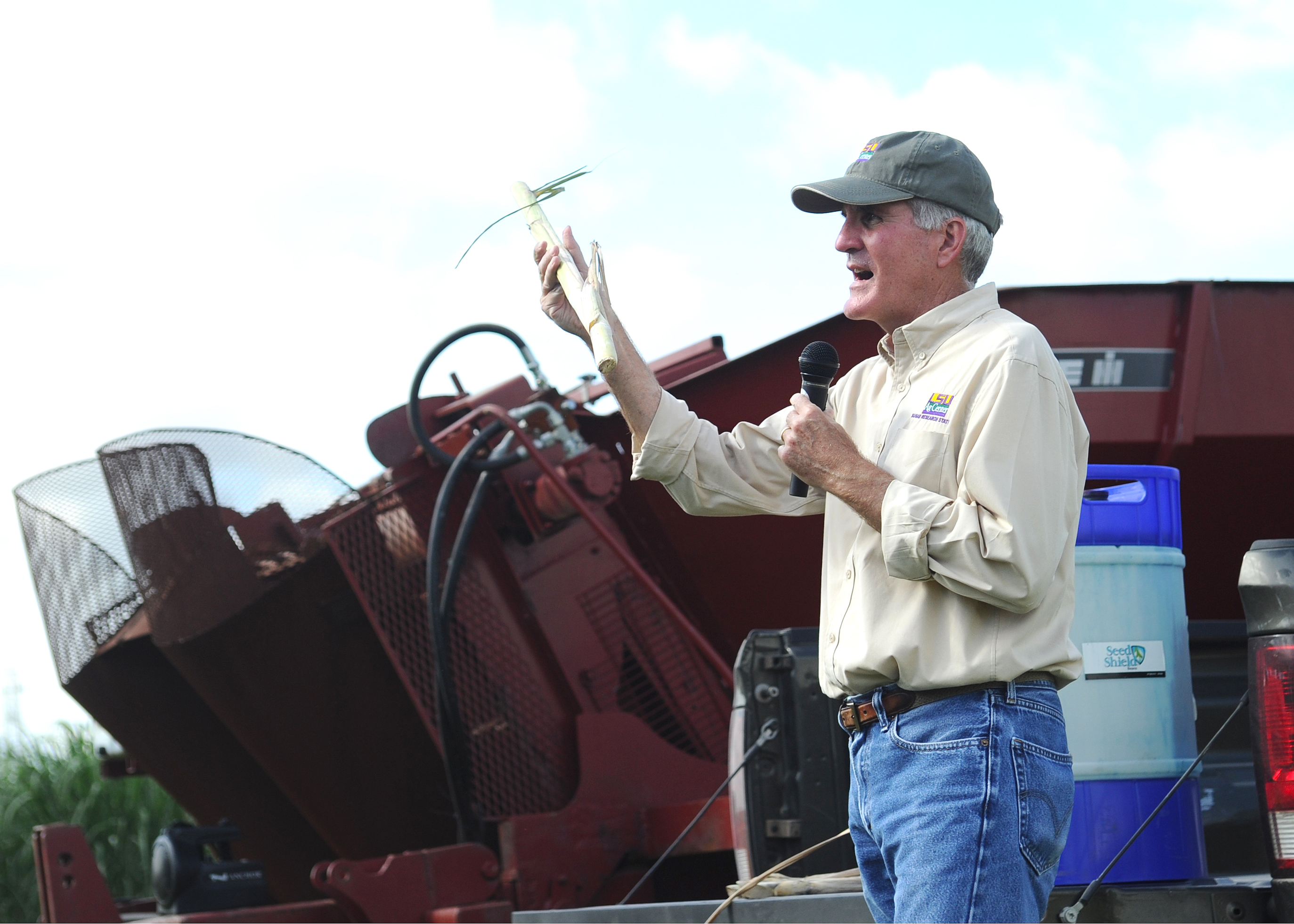 Producers hear about latest research at sugar field day