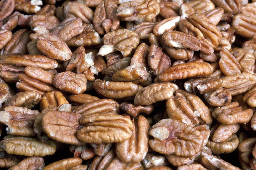 Storage Hints for Pecans