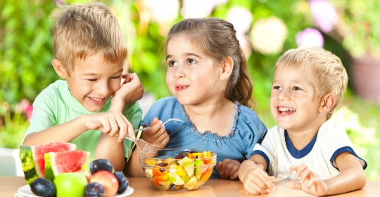 Smart Snacking for Children