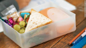 Back to School May Also Mean Back to Bag Lunches
