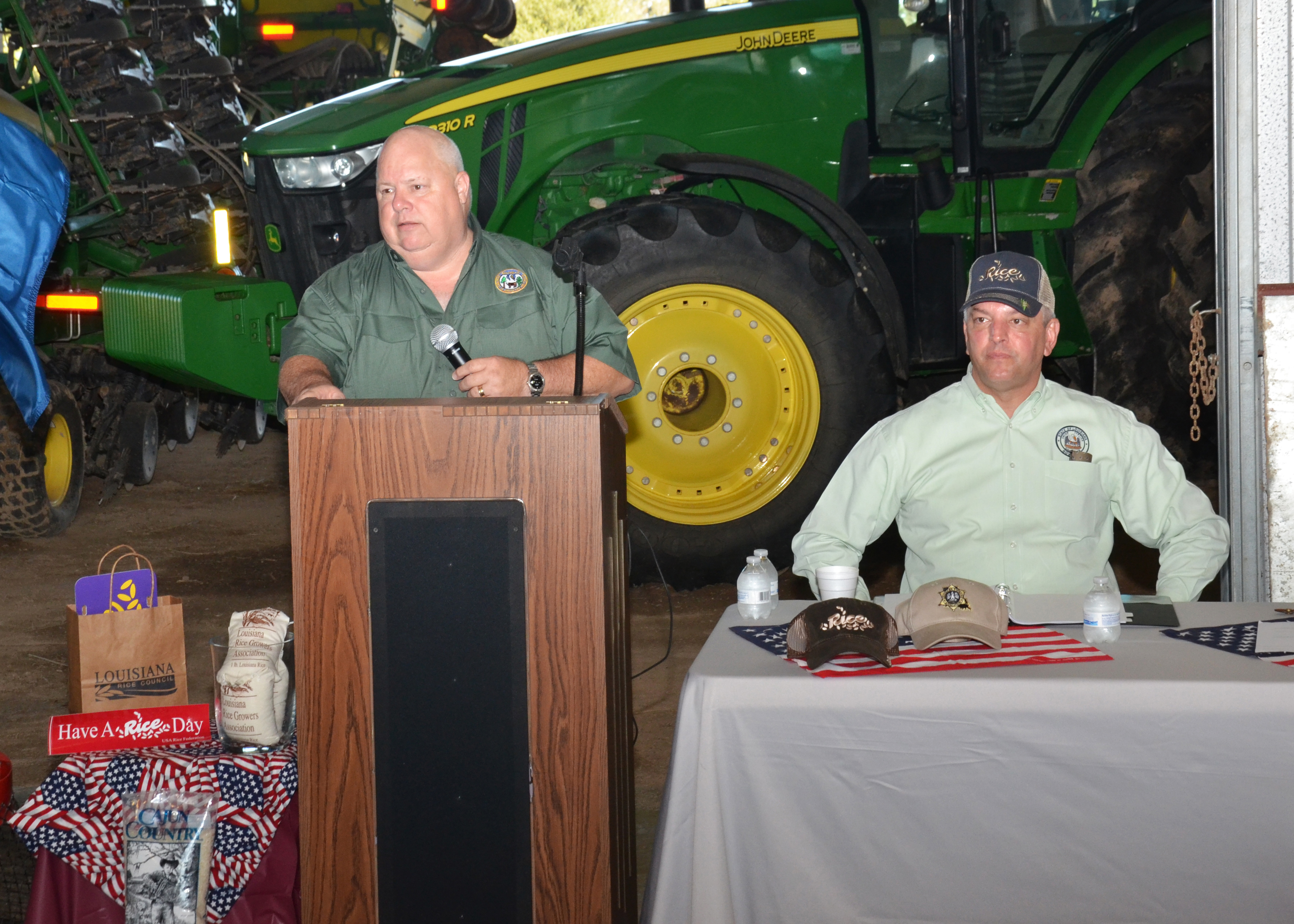 Farmers voice concerns about infrastructure, labor during listening tour with state officials