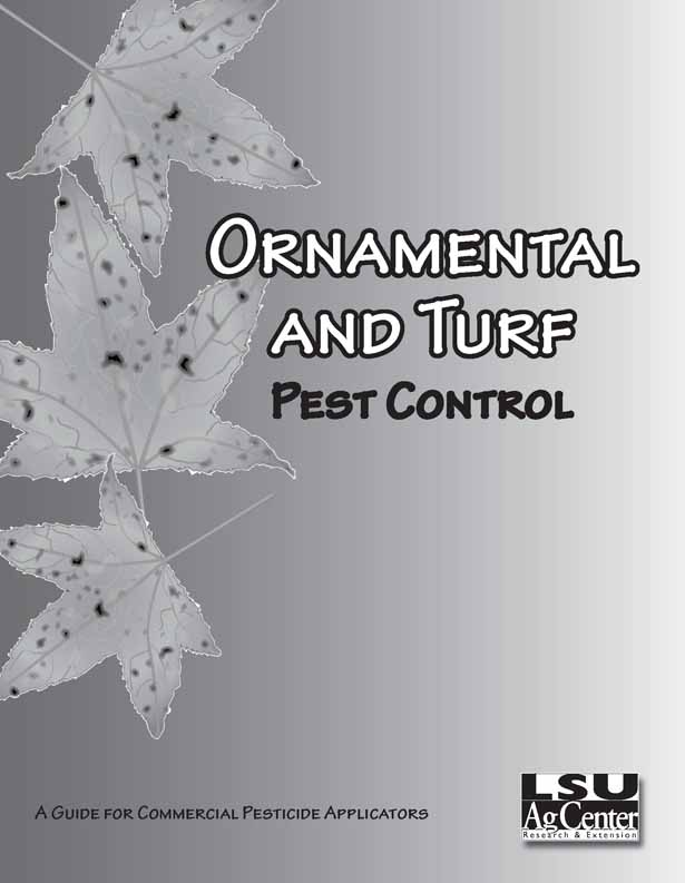 Ornamental and Turf Pest Control (Category 3)