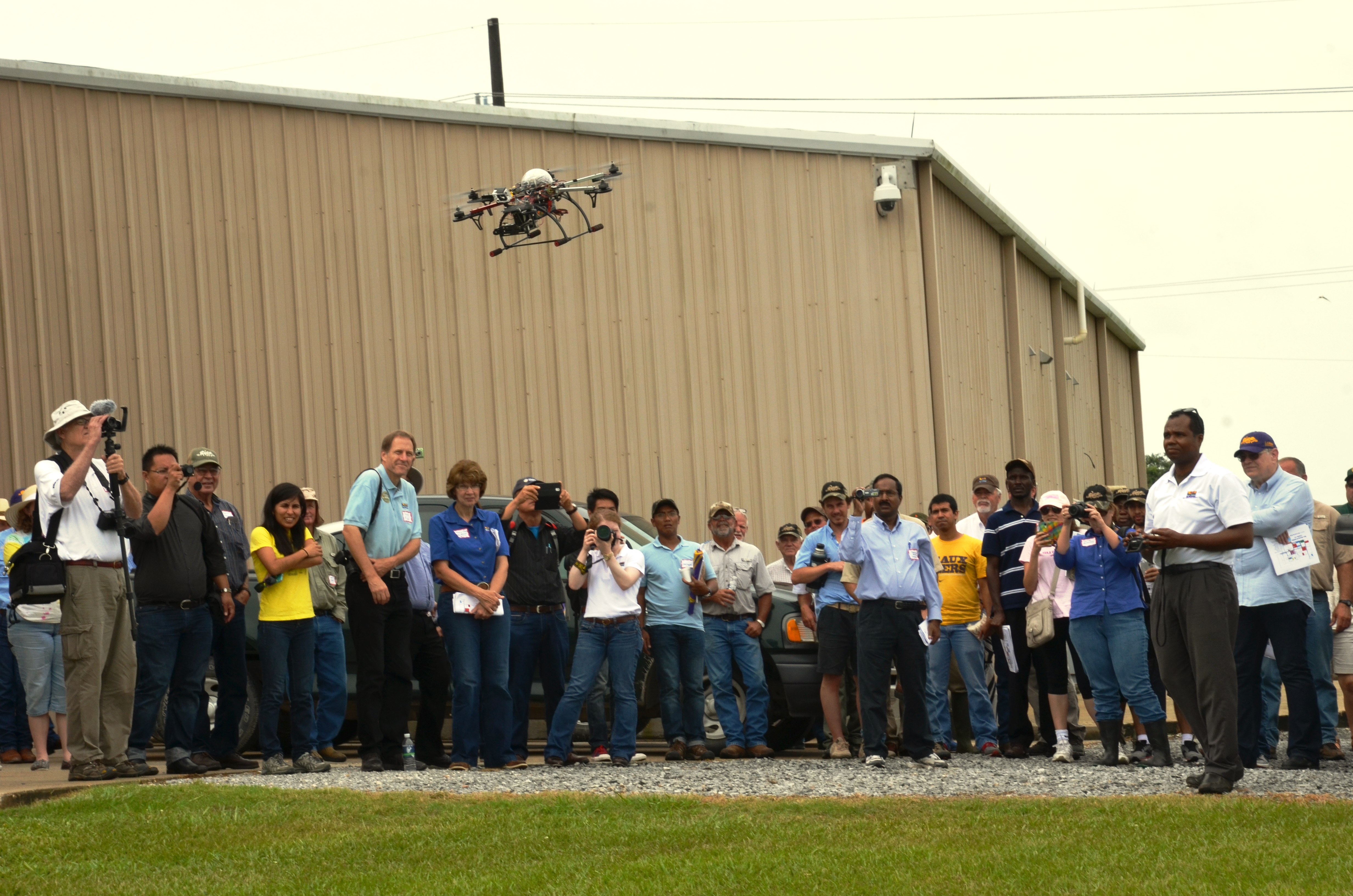 2014 field day - UAV