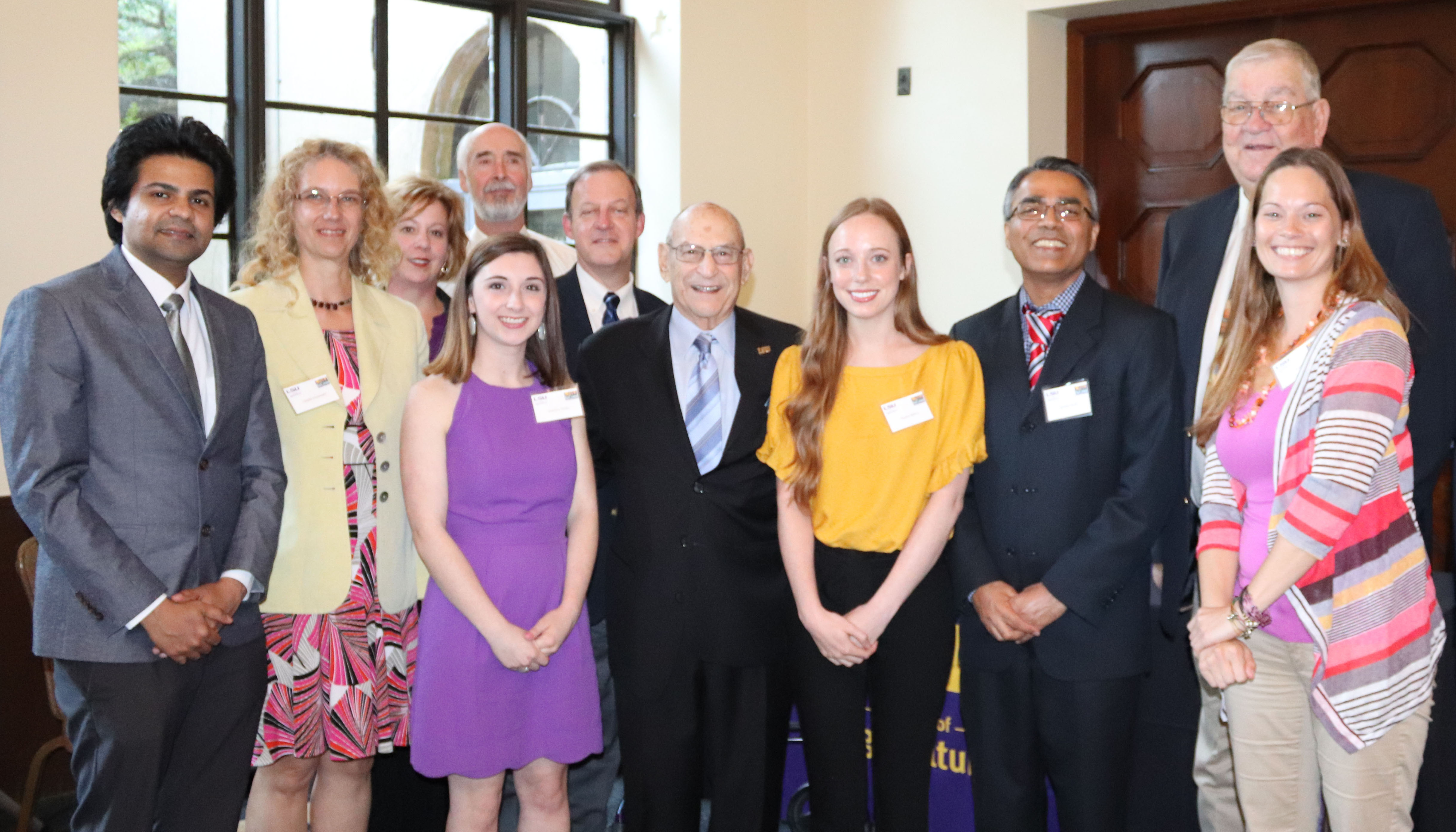 LSU College of Agriculture honors students, faculty, alumni at awards ceremony