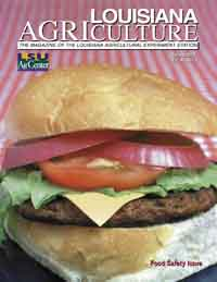 Louisiana Agriculture Magazine Spring 2000