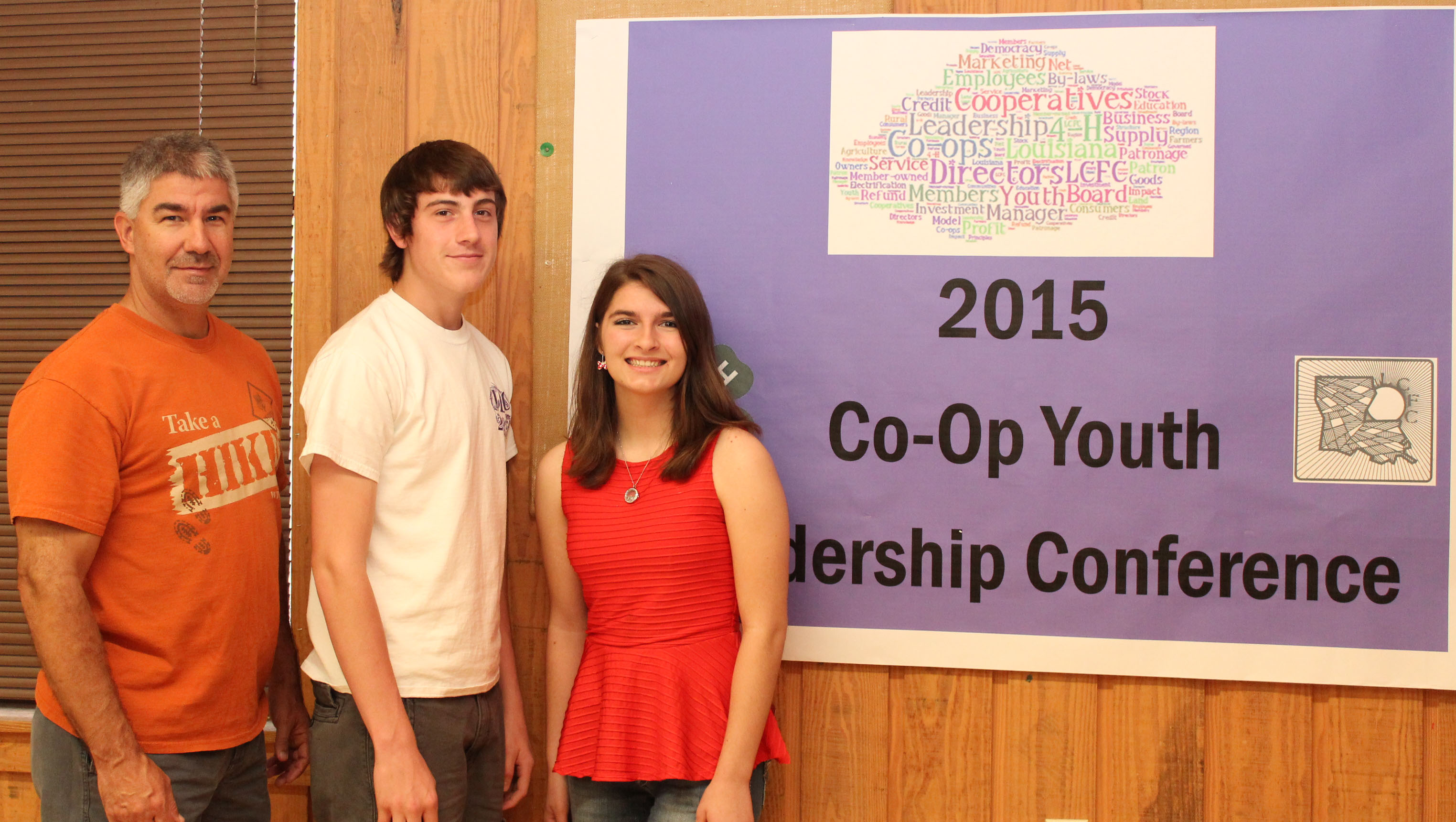 Louisiana 4-Hers learn about co-op way of doing business