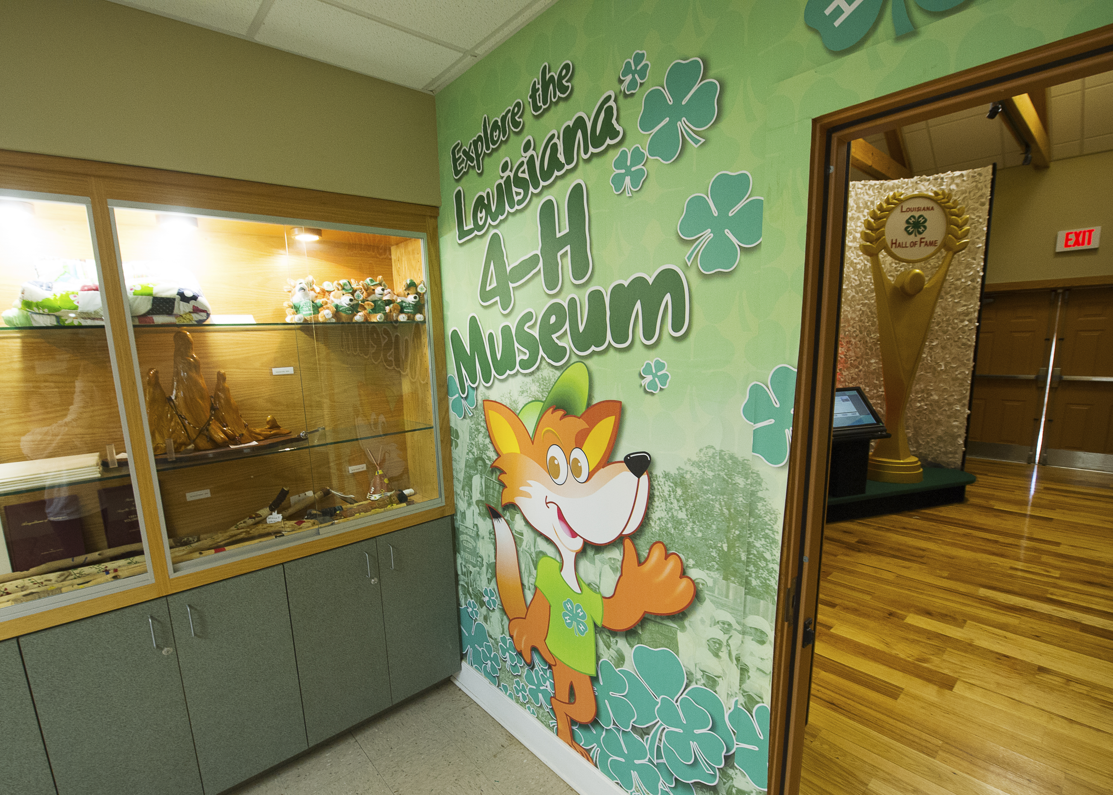Louisiana 4-H Museum Features Organization History